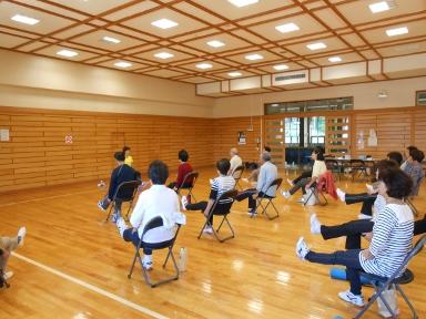 かんたん体操教室